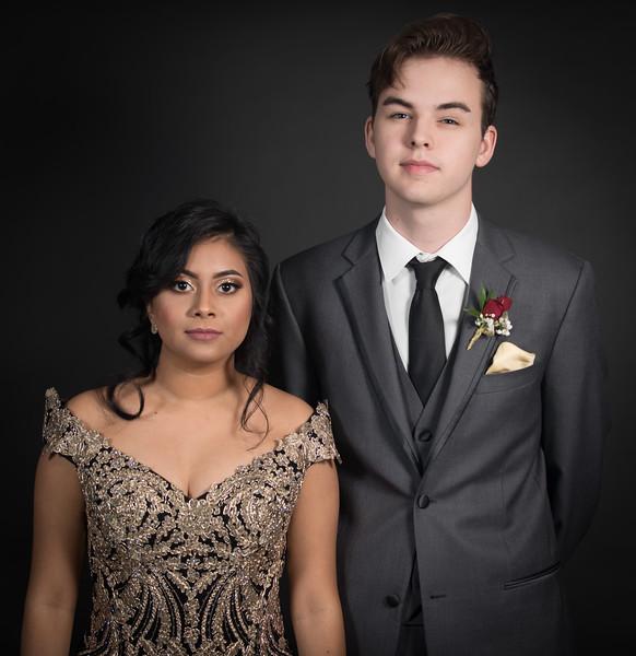 Nick and Kayla Senior Prom 2018