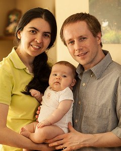 Chris and Olga Family