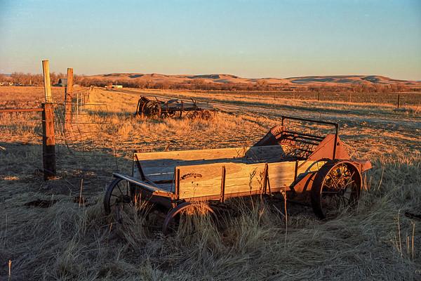 Abandoned Machinery and Equipment