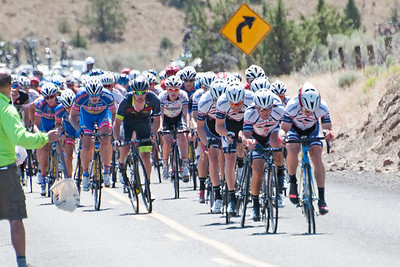 Canyon Bicycle Team at 2015 Cascade Classic