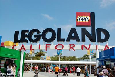 California - Legoland - June 2010