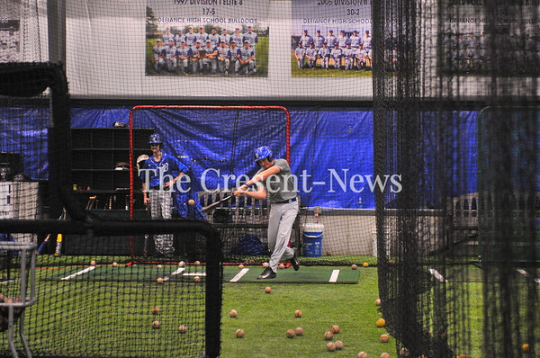 02-19-18 Sports DHS 1st baseball practice