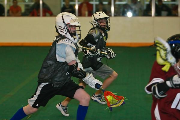Indoor Lacrosse 2011 Game 1