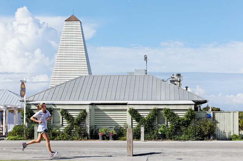 Jogger - Seaside, Florida