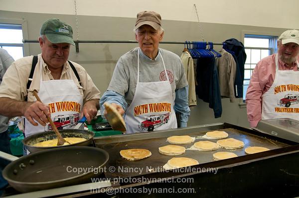 S. Woodstock Pancakes