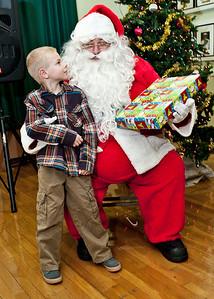 WHBFD Santa Party  2012