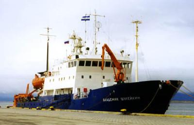 Antarctic Trips 1998-99