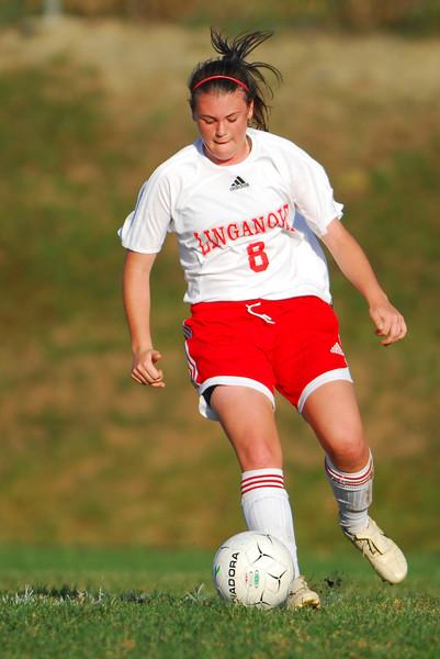 Linganore Lancers vs Walkersville Lions Varsity Girls Soccer