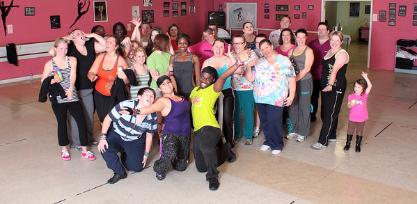 Zumba Event ***GALLERY HAS BEEN CLOSED***