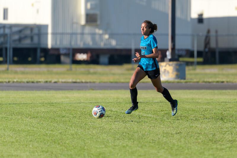 2021-05-13 Lakeland vs Hickory Girls Soccer