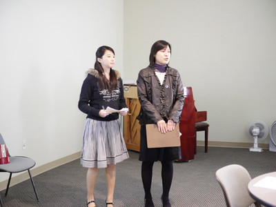 Praise Worship Workshop 03-13-2011