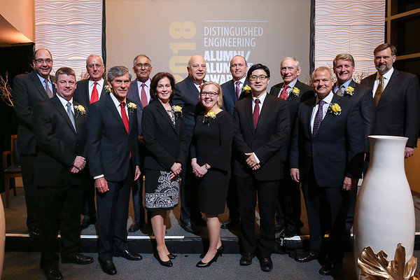 2018 Distinguished Engineering Alumni