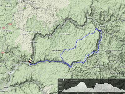 26.4.2011 Gorges de la Jonte