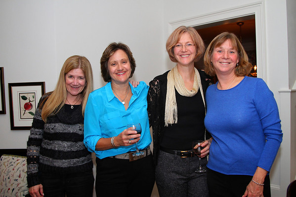 Jane and Jeff's Farewell Party