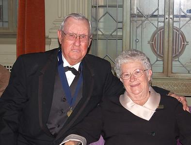2012 Grand Lodge Officer Installation