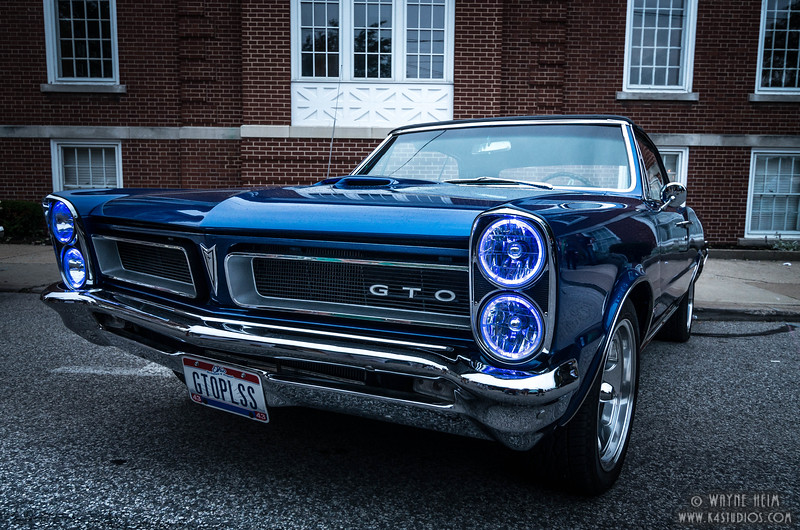 Vintage GTO   Photography by Wayne Heim