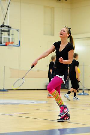 Snow Daze - Thursday Badminton