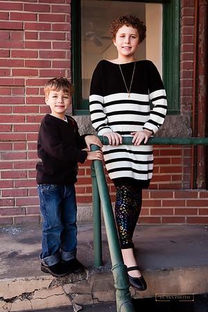 Benton Family-2012