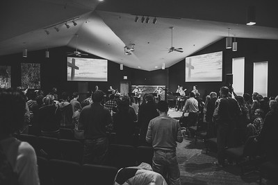 October 29th 2017 photos - dedication and baptism Sunday