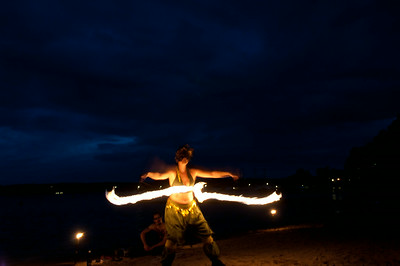 Exercise 3: Fire dancing