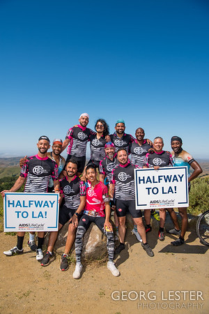 AIDS/Lifecycle 2019 - Day 4