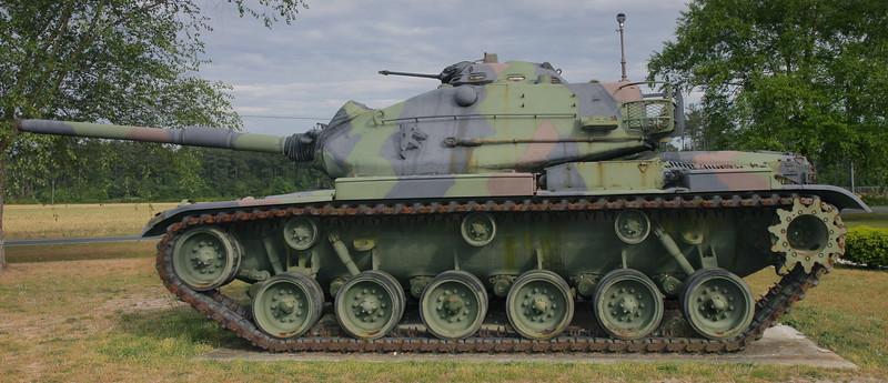Parkton, NC NCARNG Armory - M60A3