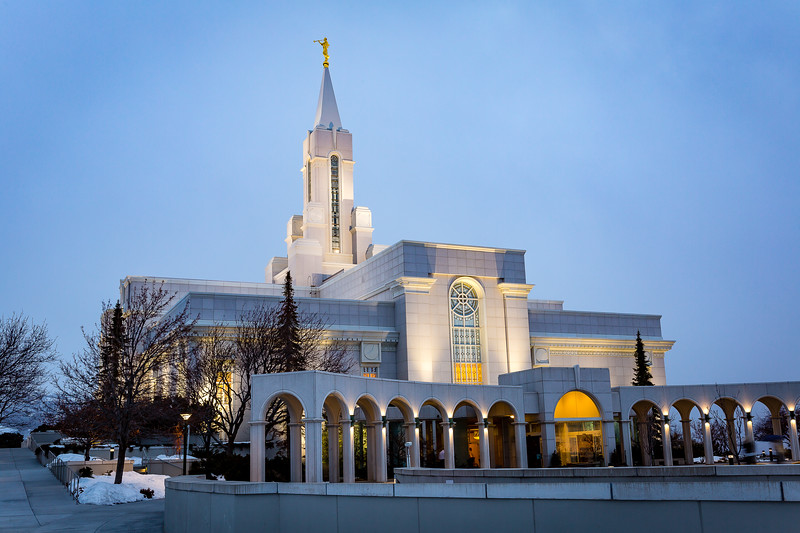 Bountiful Temple - February 2020
