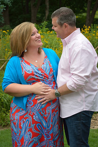 Amber and Jerry Maternity First Images