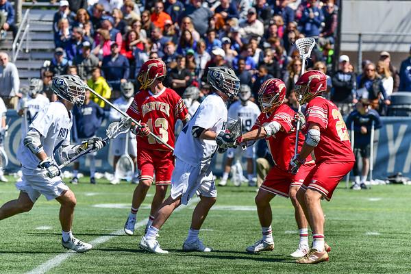 Georgetown Hoyas vs. Denver Men's Lacrosse 3-31-18