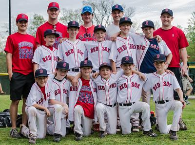 #5 Red Sox vs Braves