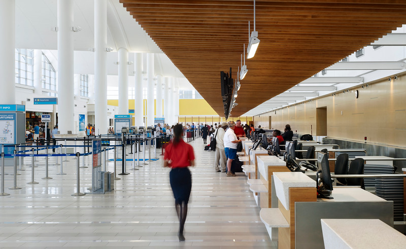 SILVER-STANTEC ARCHITECTURE-Lynded Pindling International Airport Bahamas