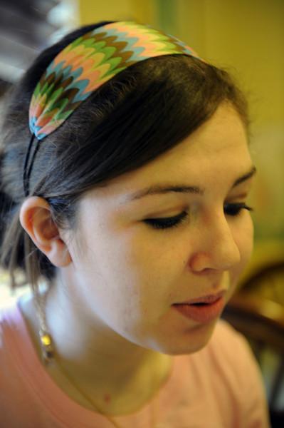 Mackenzie's 14th Birthday - Feb. 16, 2008