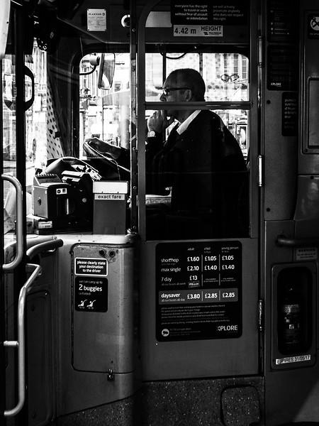 The Zen of Bus Driving