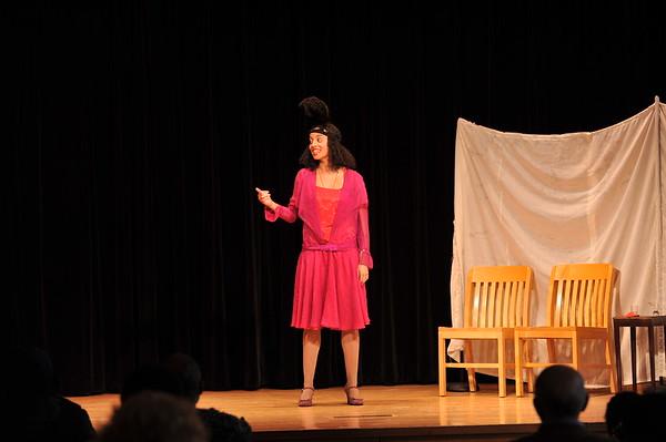 Harlem On My Mind, The Xoregos Performing Company