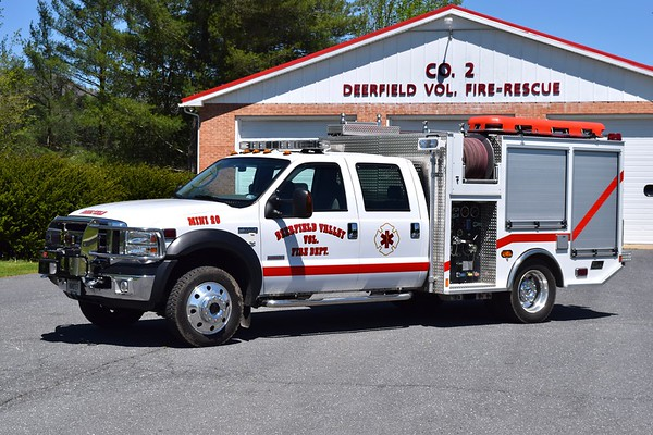 Company 2 - Deerfield Valley Fire and Rescue