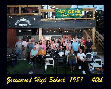 Greenwood High School Class of 1981