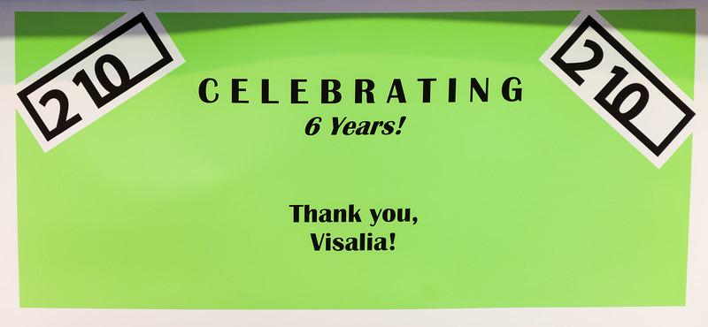 210 Sixth Anniversary Open House 4-11-2014