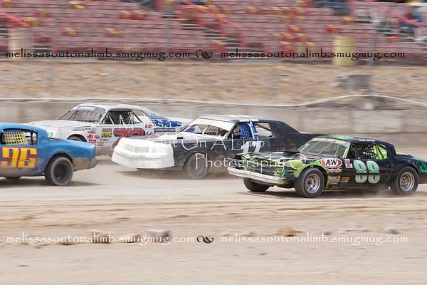 2020 6-13 Fernley 95a AM race