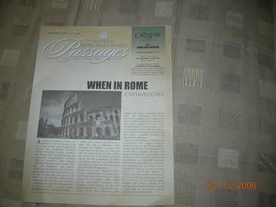 Civitavecchia, Italy (04/13/2006)