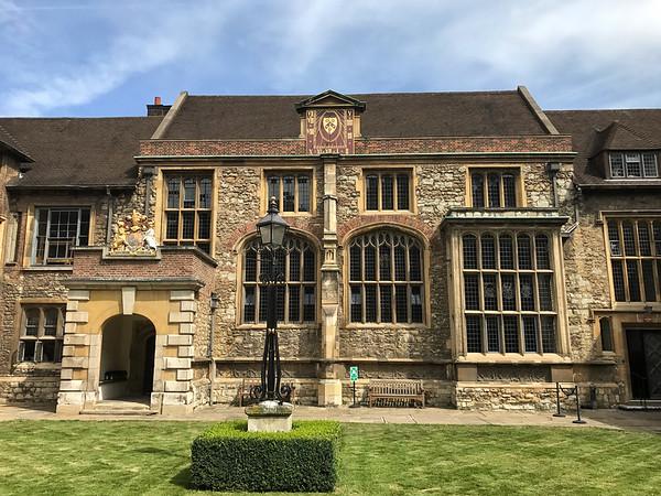 Charterhouse Gardens Jully 2017