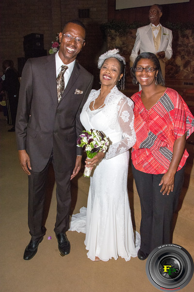 PAstor Gaines 50th renewal Formal Pictures