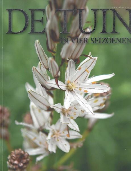 "Glossy Dutch magazine""gardens in four seasons"""