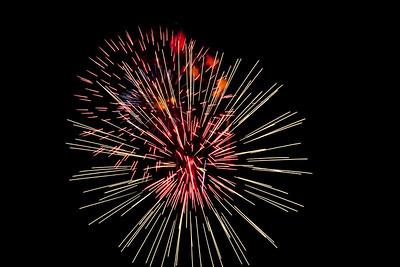 Fireworks Caldwell 2011