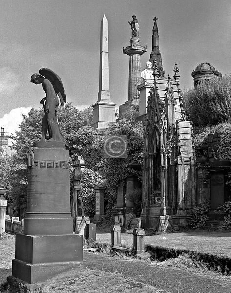 Necropolis.    May 1976