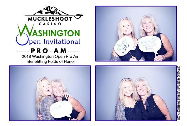 2018 Washington Open Pro Am