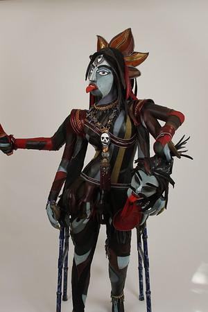 Oppulent Mobility - Kali has feet!