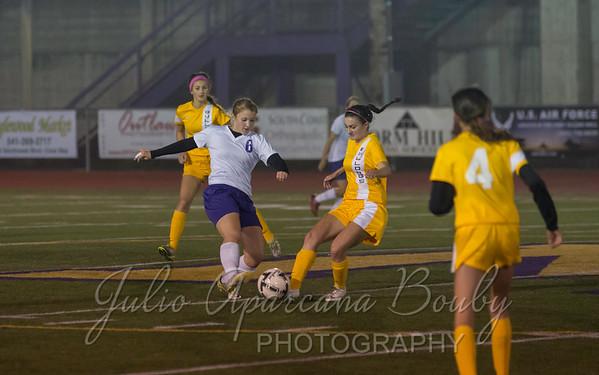 141009 MHS Girls Soccer vs NBHS