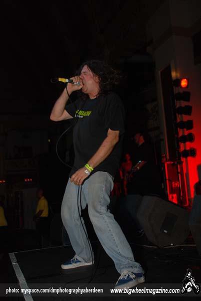 The Adolescents - Rebellion Festival 2009 - Blackpool, UK - August 7, 2009