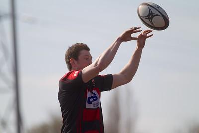 Cheltenham Rugby V Swindon 6th April 2013