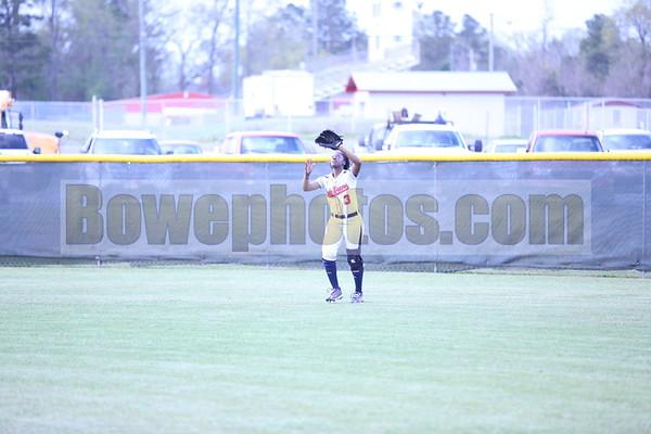 Petal  at South Jones (2013 softball)